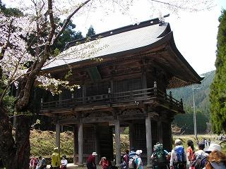 大乗寺山門