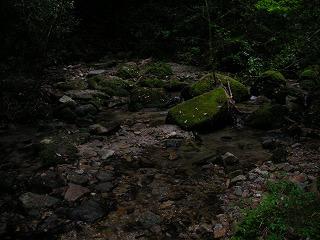 稲尾岳登山道1