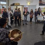 Rythme Signé multi-instruments au lycée Aristide Briand (Saint-Nazaire) avec Gwenael Dedonder de Sysmo 5