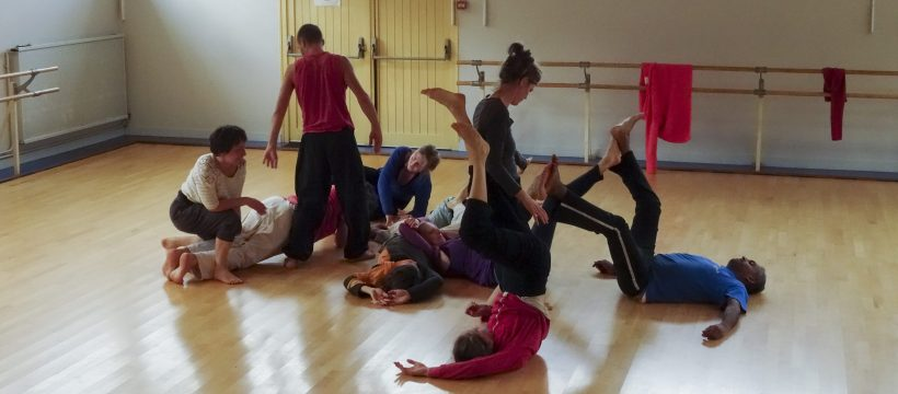 Stage de Danse Contact Improvisation