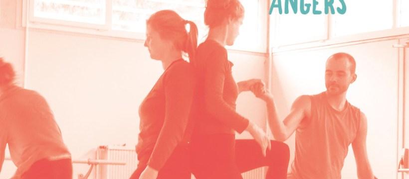 Danse Contact Improvisation saison 2017/2018