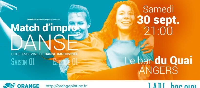 Match d'Impro Danse - LADI s01e01