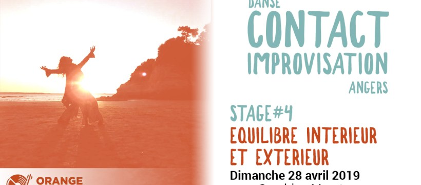 Contact Impro #4 - 28 avril 2019