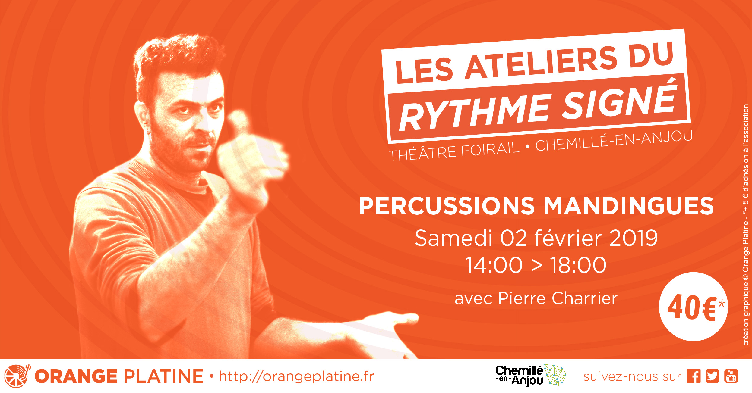 Atelier Percussions Pierre Charrier - 02022019