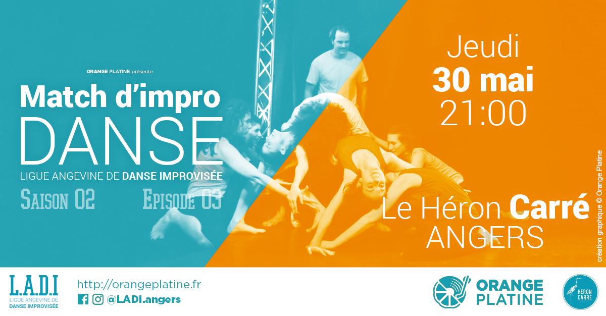 Match d'Impro Danse - LADI s02e03