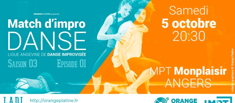 Match d'impro danse - LADIs03e01