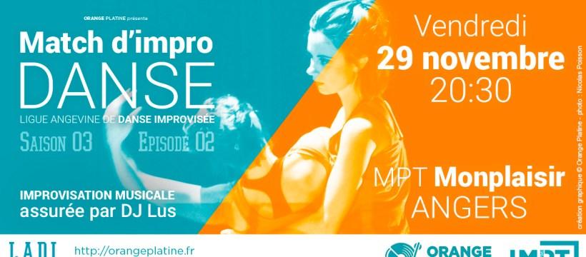 Match d'impro danse - LADIs03e02
