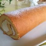 米粉のロールケーキ C