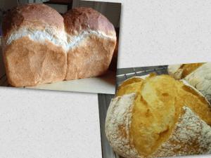 食パン・米粉のペイザン 4