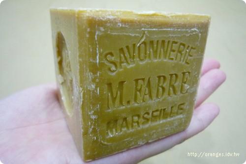 法鉑馬賽肥皂