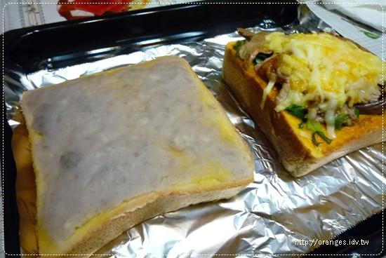 米蘭焗烤厚片
