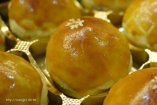 金鑽蛋黃酥