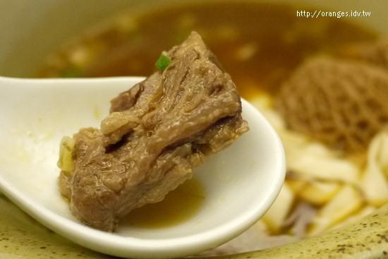 美福牛肉麵