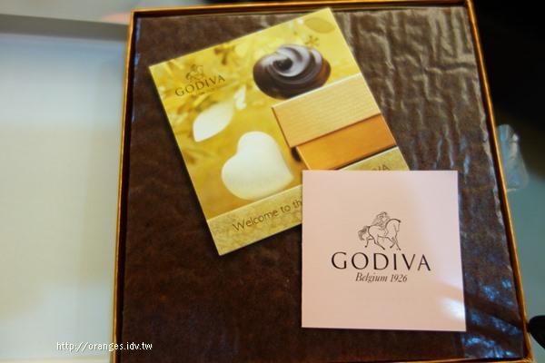 GODIVA巧克力