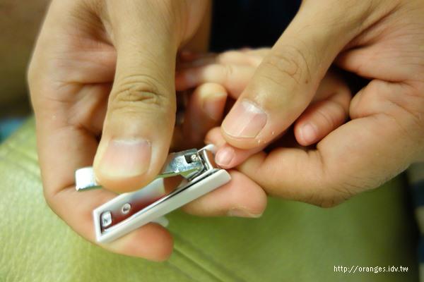 寶寶用指甲剪