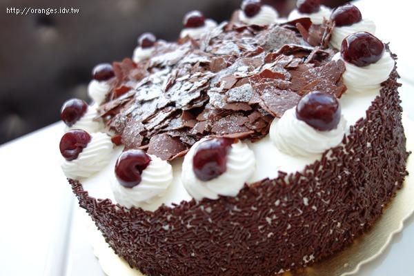 麗緻坊黑森林蛋糕