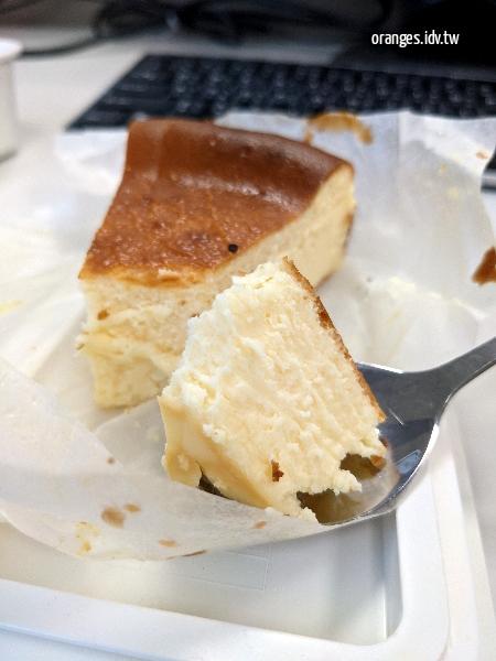 巴斯克乳酪蛋糕