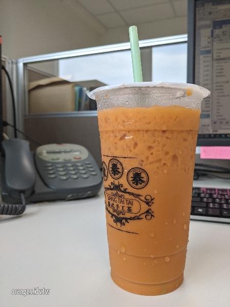 象泰泰手工泰式奶茶