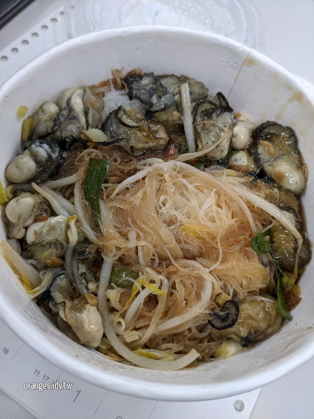 布袋鮮之蚵
