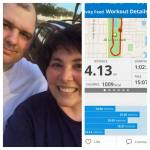 Half marathon training update: week 5