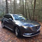 Over the river and through the woods with the Mazda CX-9! #DriveMazda