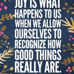 How to find joy this holiday season (when all you really want to do is get it over with)