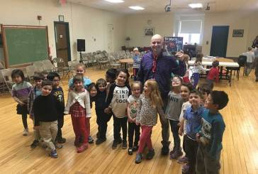 Children's Author LeFebvre Visits MLT