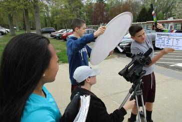 Amity Middle School in Orange Video Production Program