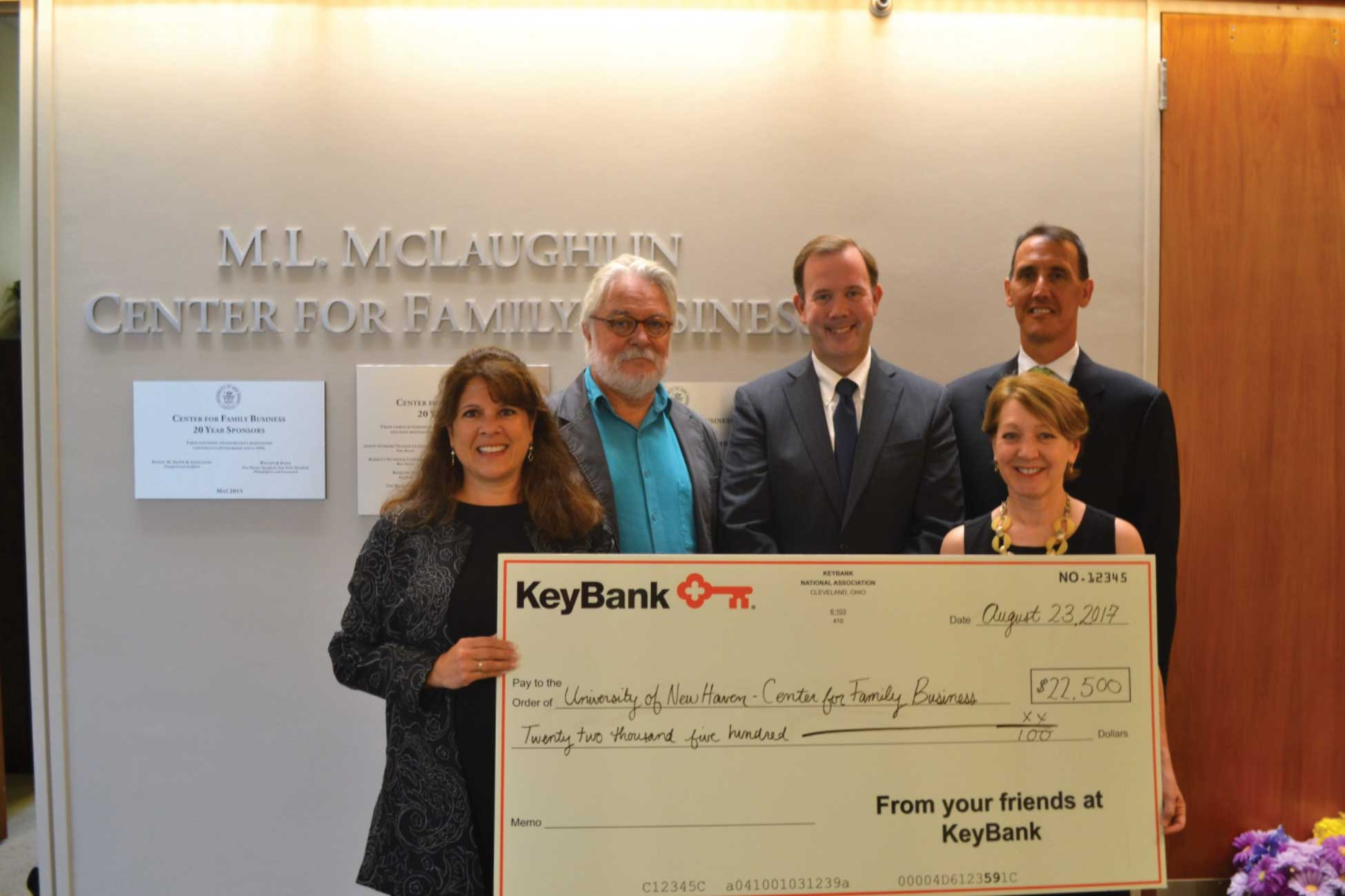 Keybank Partners with the University of New Haven