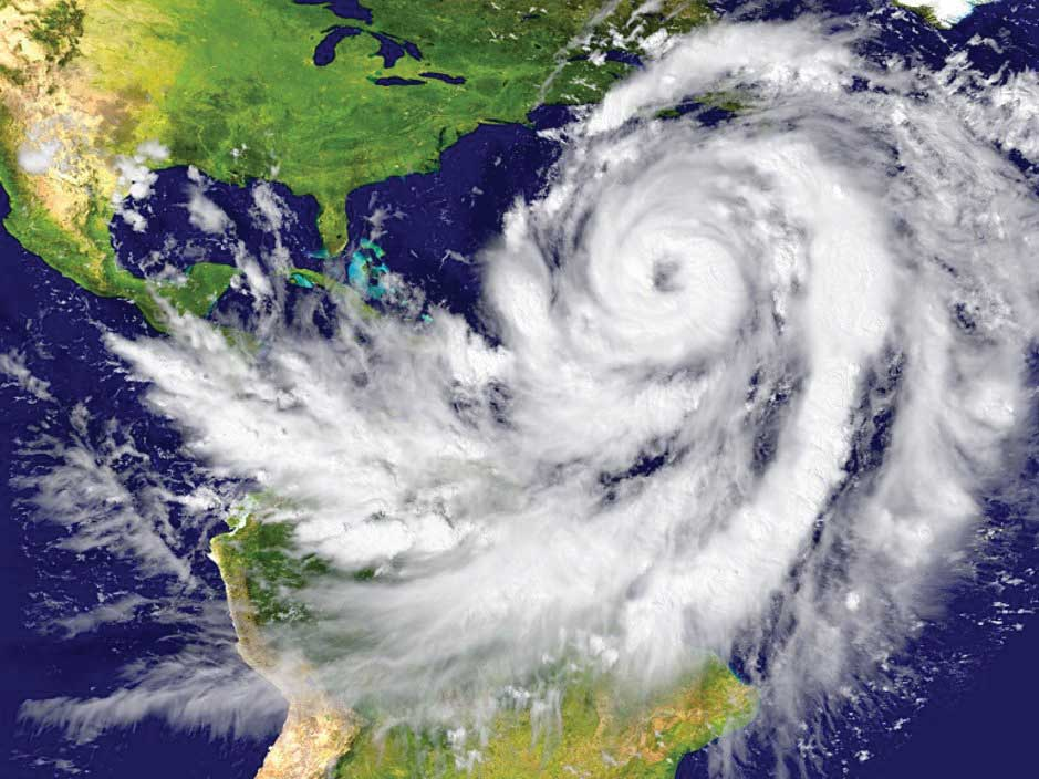 History Corner: Did They Have Hurricanes Then?