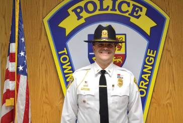 Lt. Max Martins Sworn in as New Assistant Police Chief