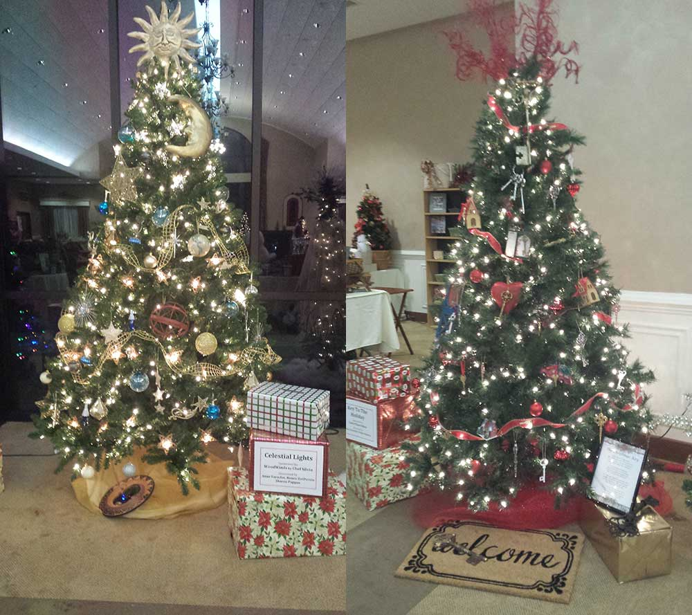 """The Ladies Philoptochos Society to Present 5th Annual """"Holiday Fantasy of Trees"""""""