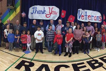 Veterans Honored at RBS