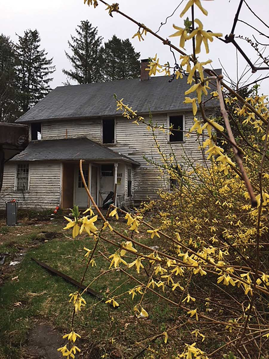 Orange Historic Houses to be Salvaged