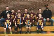 Basketball Team Goes Undefeated