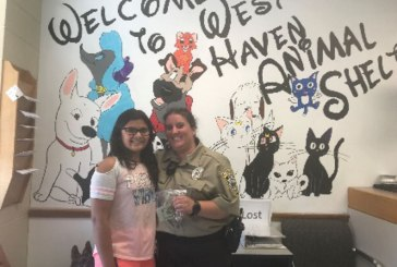 Maya Patel Holds Fundraiser for West Haven Animal Rescue Shelter