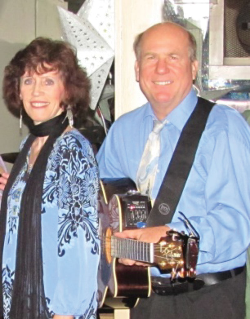 Willie & Jan Heat Up The Summer at Case Memorial Library