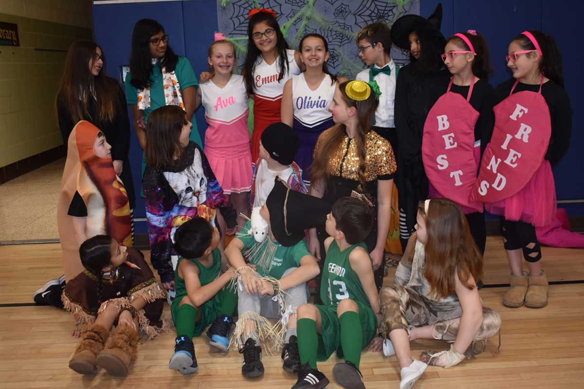 "Turkey Hill School Drama Club Presents Original Show: ""Halloween, Again!"""