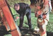 Orange Fire Department Extinguishes House Fire