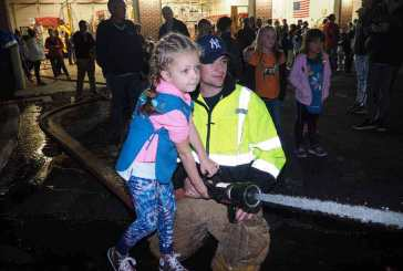 Orange Fire Department Welcomes Girl & Boy Scouts