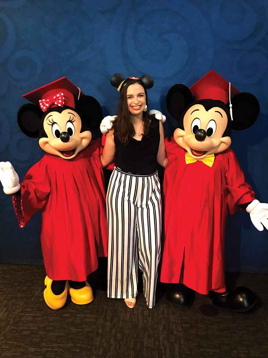Local College Student Completes Disney College Program