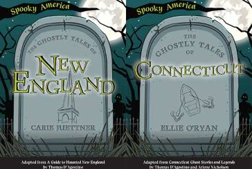 Coming Soon... The Ghostly Tales of Connecticut and New England