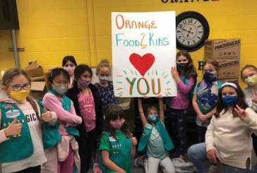 Troop 60274 Helps Orange Food2kids