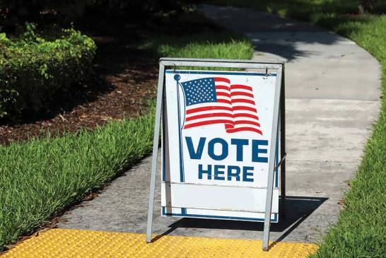 Town Is Gearing Up for Municipal Elections