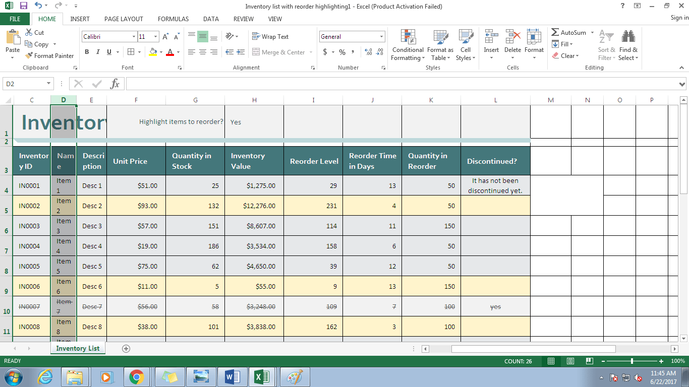 Working With Worksheets In Excel Wizapps