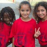 Program untuk pelarian ni buktikan perempuan boleh main bola sepak