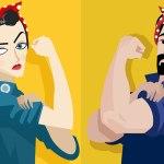 Feminisme, dan 4 lagi asas ideologi popular yang korang kena tahu