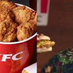 Lelaki Afrika Selatan ni makan KFC percuma setahun dengan menyamar jadi pemeriksa makanan