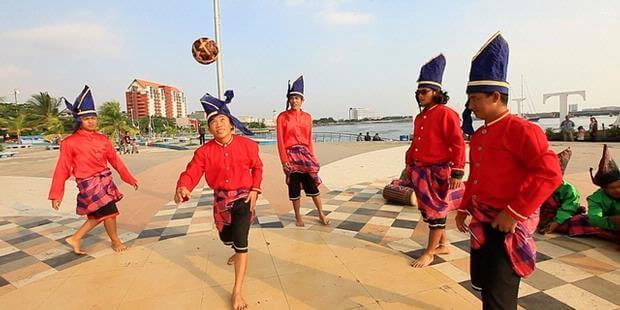 Permainan Tradisional Melayu Cina Dan India Yang Kian Dilupakan