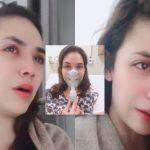 Diana Danielle hadapi masalah keresahan melampau, sukar nak bernafas
